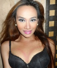 Amazing Asian transsexual cam shows